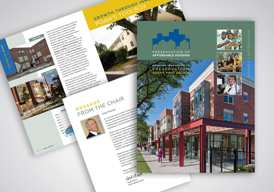 POAH Annual Report