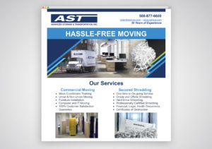 AST Landing Page