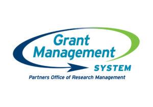 Grant Management System Logo Design