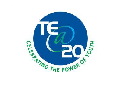 TE@20 Logo