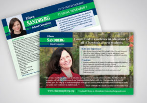 Politcal Campaign Postcard