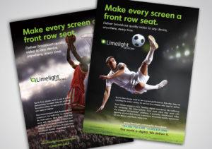 Limelight Sports Ads
