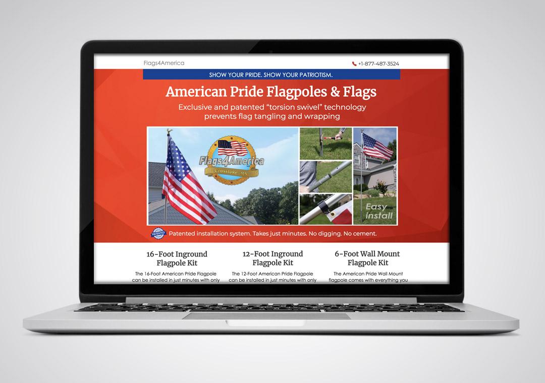 Flags4America Website