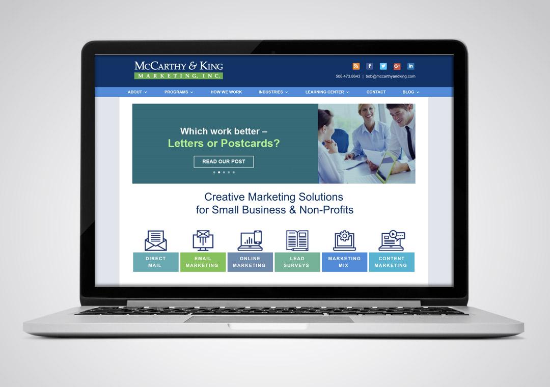 McCarthy&King Website