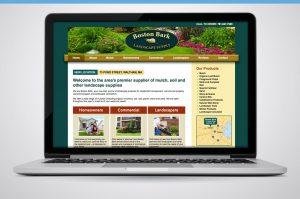 Boston Bark Website